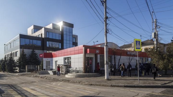 В центре Волгограда снесут «Магнит у дома»