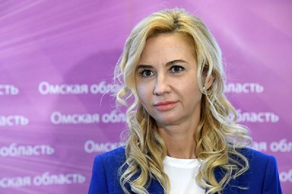 Ирина Солдатова только сегодня вступила в новую должность
