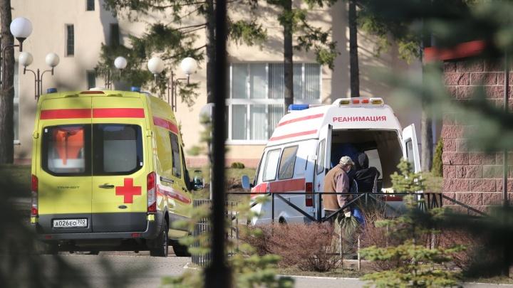 Число заразившихся коронавирусом в Башкирии достигло 1102 человек