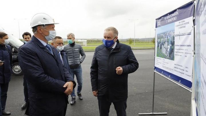 В Кемерово приехал вице-премьер РФ. Рассказываем, зачем он тут