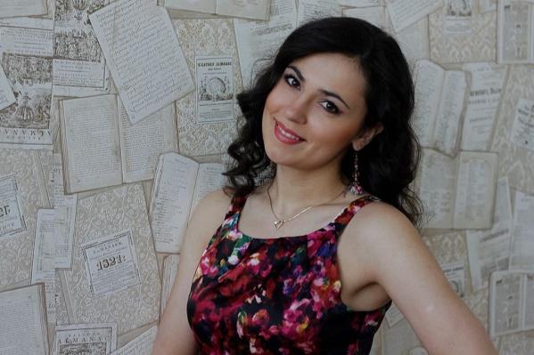 Ведущая солистка НОВАТа приняла участие в съёмках концерта ко Дню Победы