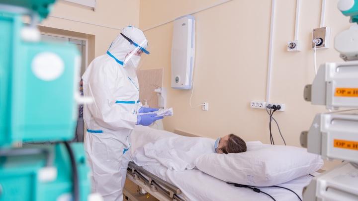 Треть — молодые: власти Самарской области посчитали возраст пациентов с коронавирусом