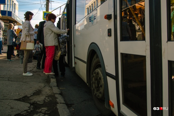 По новому маршруту транспорт будет ходить до конца лета