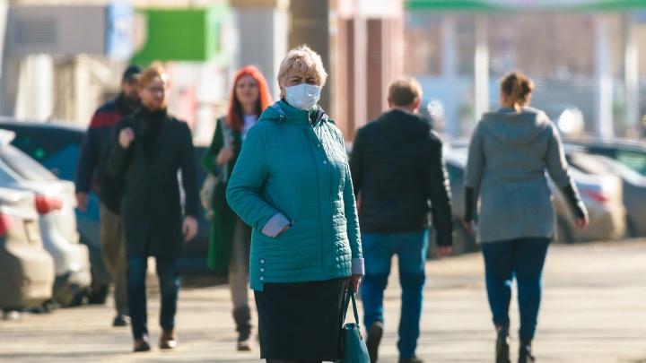 Смягчение режима самоизоляции и 35 заболевших: хроника коронавируса в Самарской области