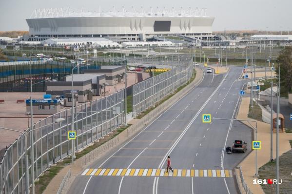 Матч «Ростов» — «Динамо» начнется в 19:00