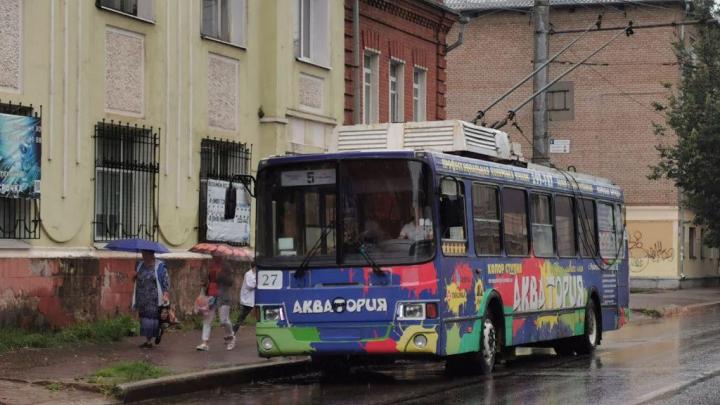 «Троллейбус останется в Рыбинске»: в городе запустят новый маршрут и сохранят «пятёрку»