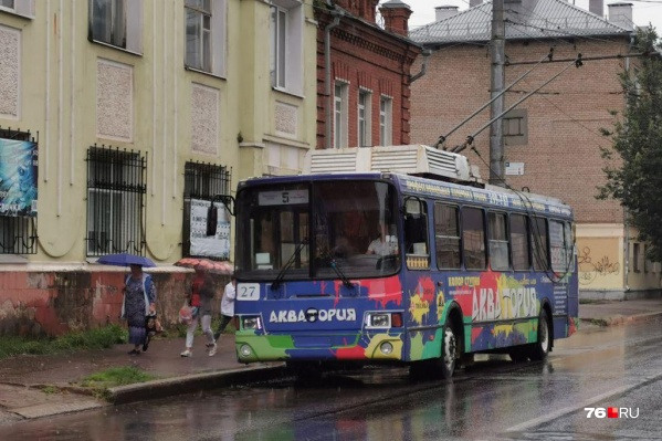 Легендарный 5-й троллейбус остаётся в Рыбинске