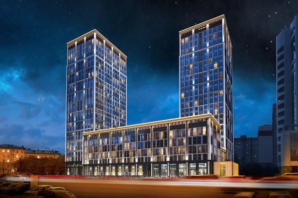 Достроить комплекс в компании планируют в 2023 году