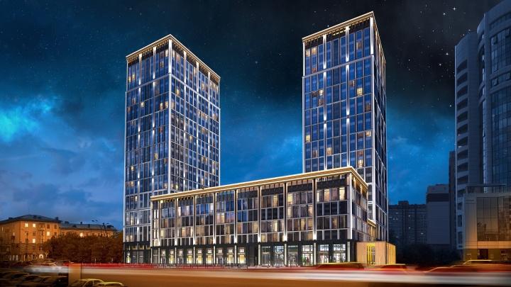 Башни на Кирова признали лучшей элитной новостройкой страны — они обошли комплекс в Крыму с апартаментами за 58 миллионов