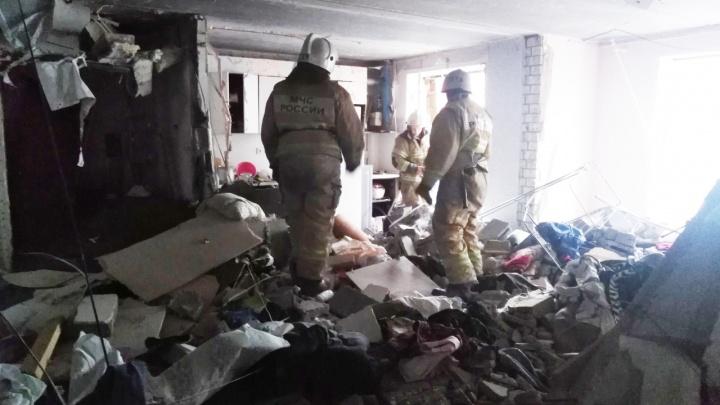Взрыв газа в Крутых Ключах: жители дома вернулись в 7 квартир