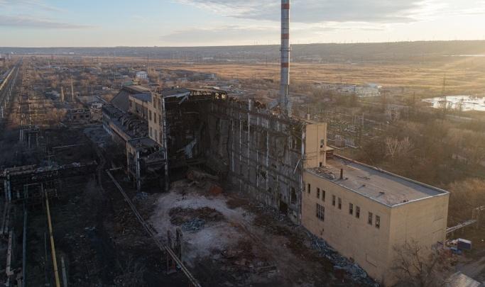 «Долгов — миллионы»: в Волгограде распродают остатки ВолгоГРЭС