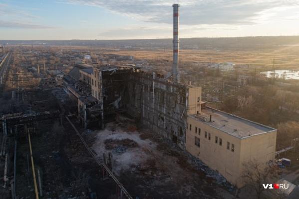Турбины ВолгоГРЭС остановились пять лет назад