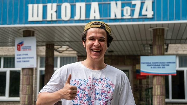 Как голосовали в Новосибирске: фоторепортаж с избирательных участков