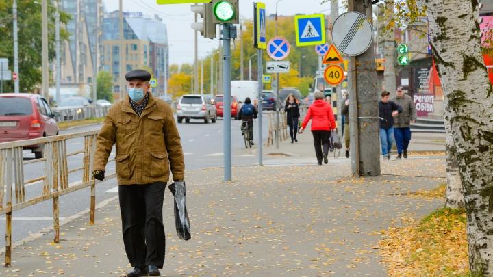 Губернатор решил ввести обязательный масочный режим по всей Архангельской области