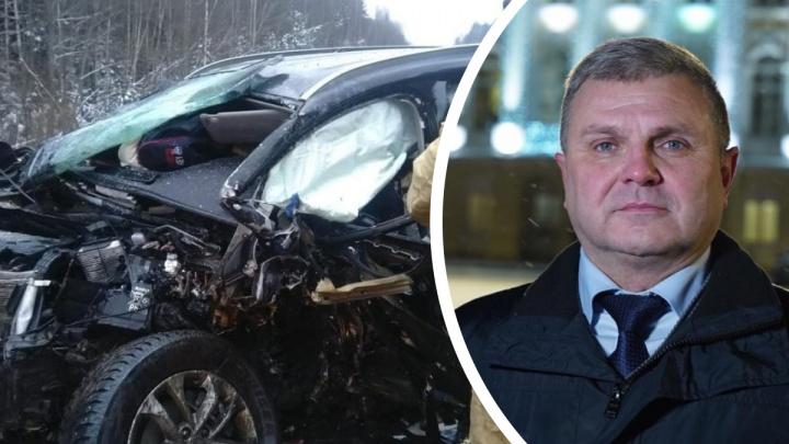 ДТП с участием спикера Ярославской облдумы: умерла вторая участница аварии. Хроника