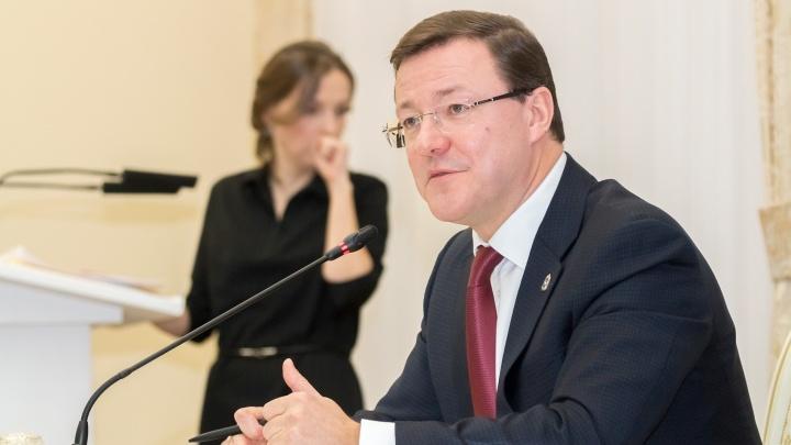 Дмитрий Азаров рассказал, что нужно для отмены режима самоизоляции в Самарской области