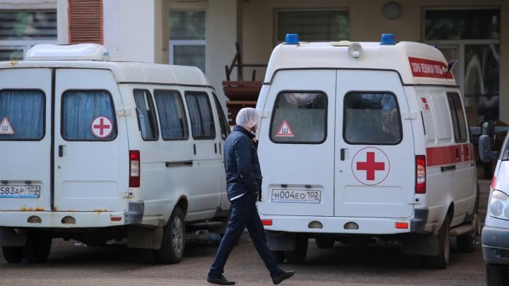 В Башкирии зафиксировали 89 новых случаев заражения COVID-19