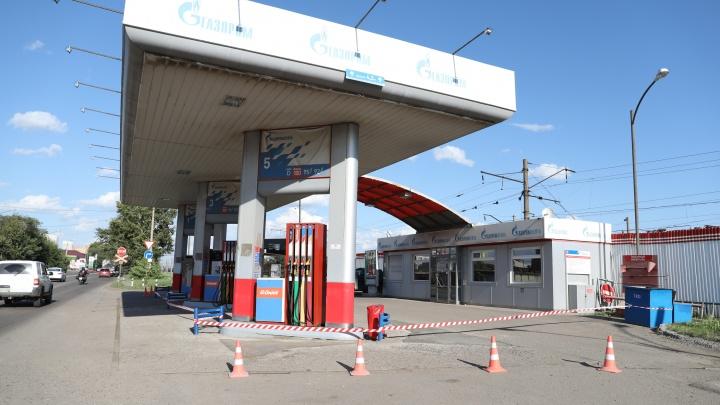 Красноярцы удивились закрытым заправкам «Газпромнефть» по Красноярску. Мы узнали, что произошло