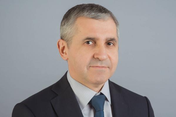 Вадим Кривов возглавлял областной Минтранс шесть лет