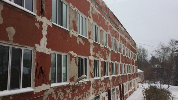 В инфекционном корпусе пермской детской больницы №13 сделают капремонт и обновят фасад