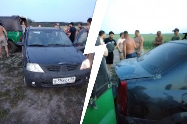 Инцидент произошел неподалеку от водоема в деревне Плеханово