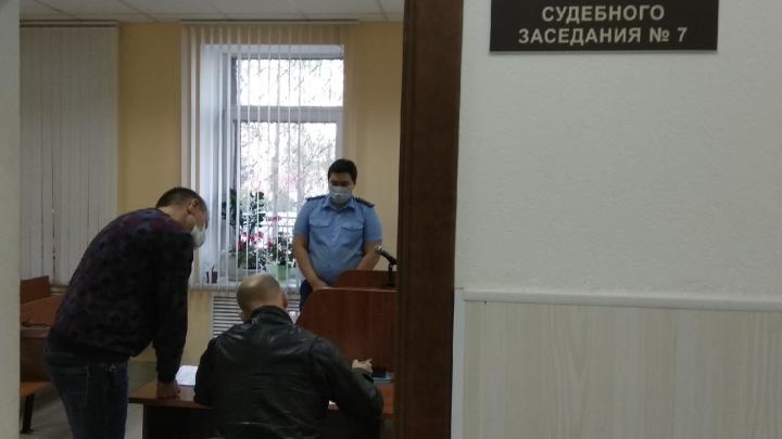 «Дурак я!»: экс-главный инженер ТЦ «Амбар» выступил в суде по делу об откатах