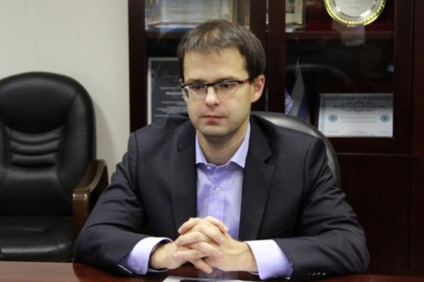 Александр Асриянц приехал в Ярославль вместе с командой нынешнего мэра Владимира Волкова