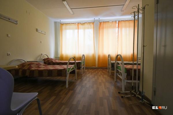 Еще один пациентс коронавирусом лег в больницу