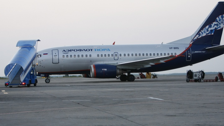 Силовиков подняли по тревоге из-за сообщения о бомбе на борту самолёта Москва — Челябинск
