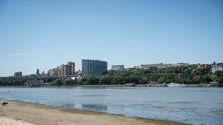 В Ростове выберут новое место для канатной дороги через Дон