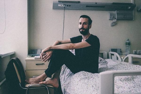 Андрей Сяйлев провёл 2 недели в том самом инфекционном отделении