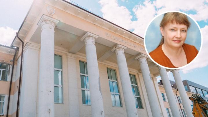В Омске от коронавируса умерла врач-гематолог Мария Иванюк