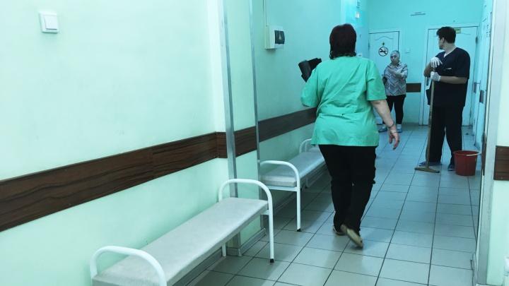 У жителя Ростовской области в Подмосковье обнаружили коронавирус