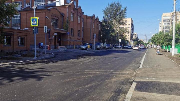 Дорожники перекрывают часть Марковского в центре ради ремонта