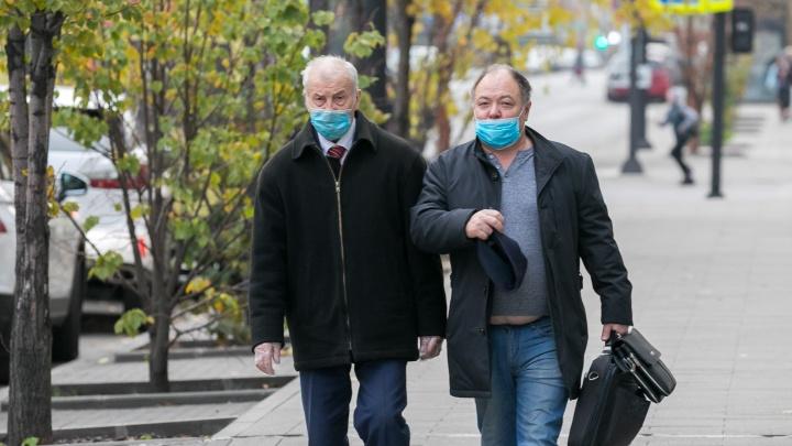 За прошедшие сутки коронавирус подтвердили у 174 жителей края. Скончались трое