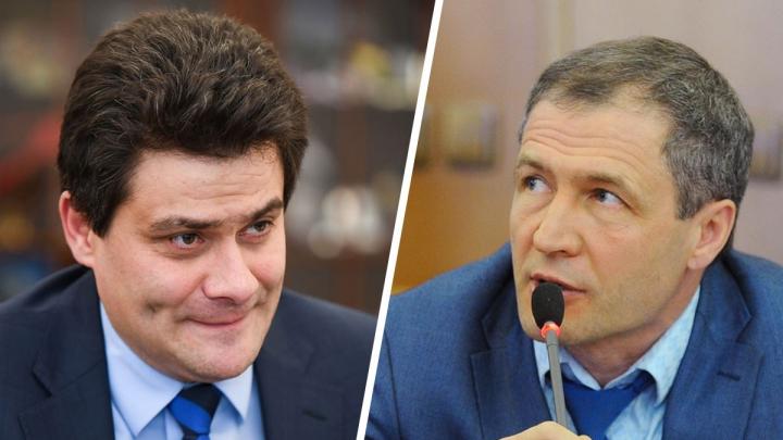 Гордума Екатеринбурга отменила экстренное заседание по просьбе Высокинского
