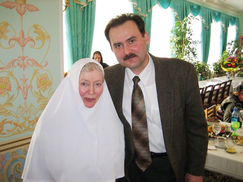 Нина Николаевна и Николай Коханенко