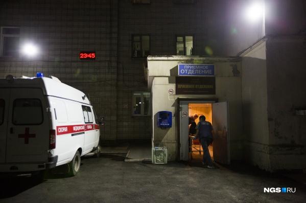 Число умерших пациентов с коронавирусом в Новосибирске выросло до двух