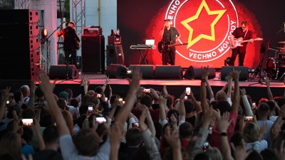 Клуб вечно молодых: как в Екатеринбурге прошел первый живой концерт после пандемии