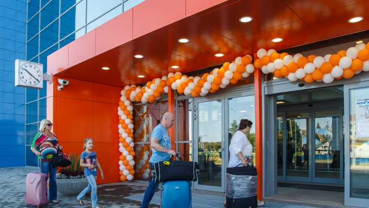 В августе увеличат количество рейсов из Волгограда в Сочи и Санкт-Петербург