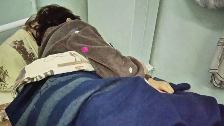 В ковидном госпитале Челябинска решили проблемы с отоплением после жалоб пациентов и их родных