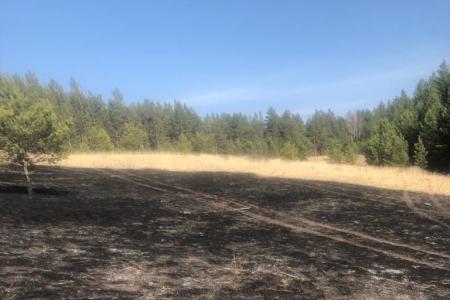 Два пожара произошли по вине человека