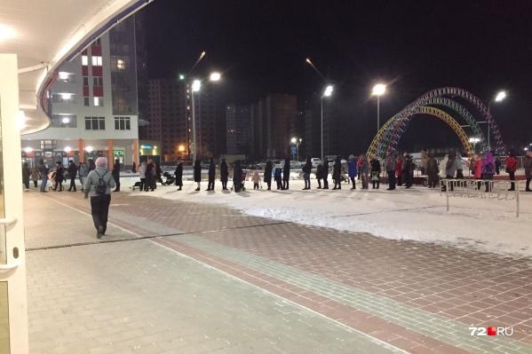 Сбор подписей организовали жители Ново-Патрушево