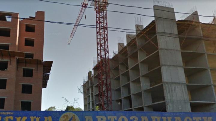 В Самаре хотят снести два семиэтажных самостроя на Гагарина