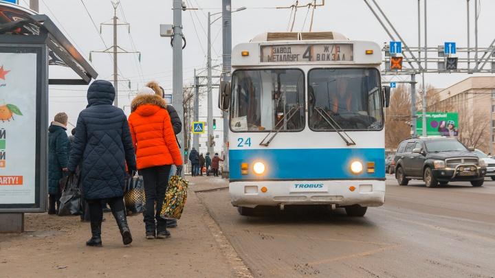 В Самаре все трамваи и троллейбусы снабдят камерами видеонаблюдения