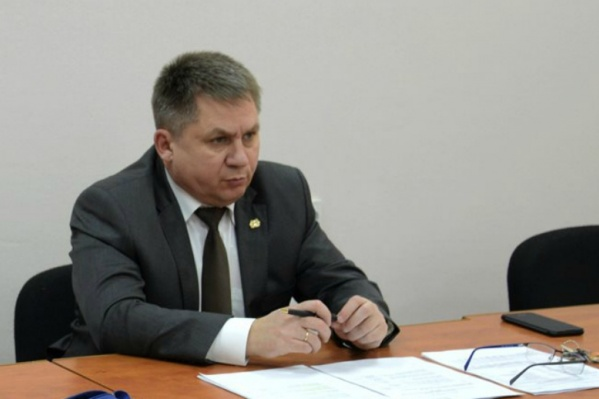 Сергей Заскалькин 4 июня отработает последний день в администрации Кургана