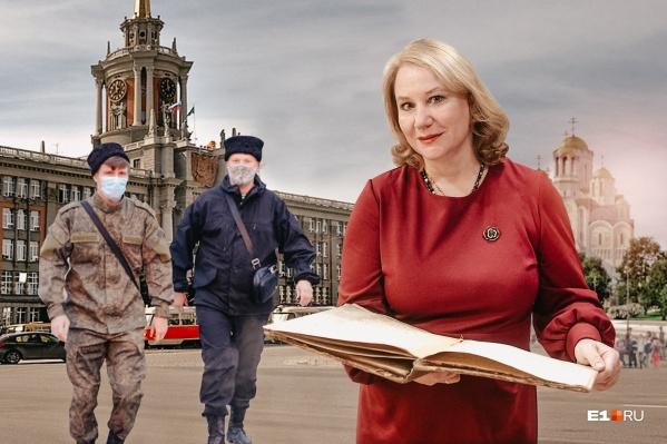 Оксана Иванова собралась в гордуму, чтобы отстаивать интересы семьи
