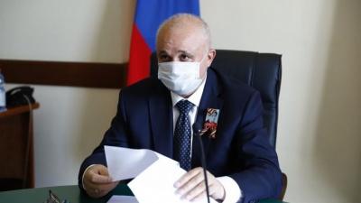 Губернатор Кузбасса продлил ограничения, введённые из-за коронавируса