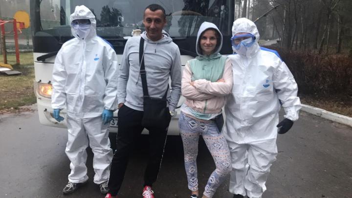 Турист, прилетевший ночью с Гоа в Казань: «Нас должны были оставить здесь на карантин, но увезли в Уфу»