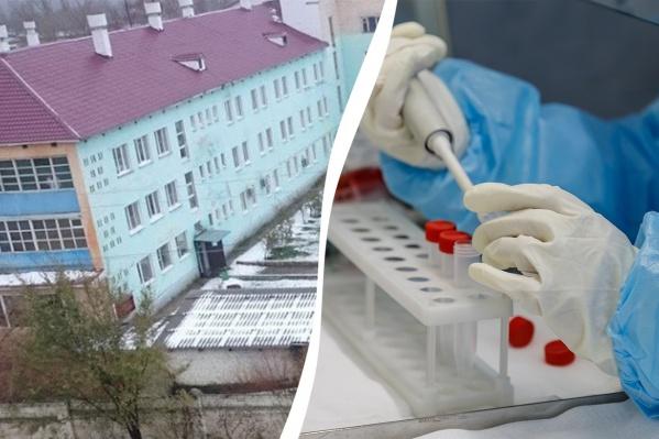 В инфекционном отделении Жирновской ЦРБ лежат 25 человек